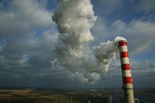 Pątnów power station by ecotist.