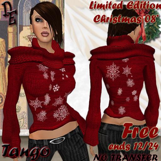 Tango Winter 08 LE ad1
