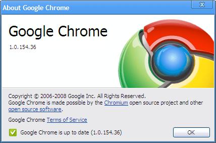 Google Chrome Release