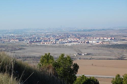 Madrid desde el cerro del viso