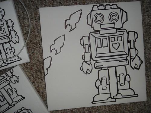 Robots par pageypooh