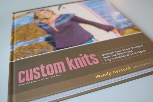 custom knits by wendy bernard