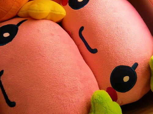 Pink Tamagotchi