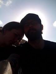 Tara and me in Golden Gate Park
