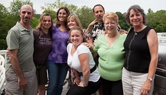 Ralph, Chris, Linda, Kristie, Joie, Paul, Lorrie, and Denise
