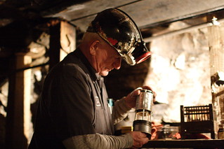 Sonny in the mine (12234)