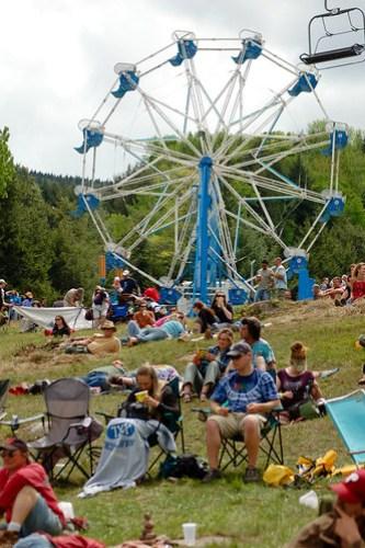 Mountain Jam Ferris Wheel