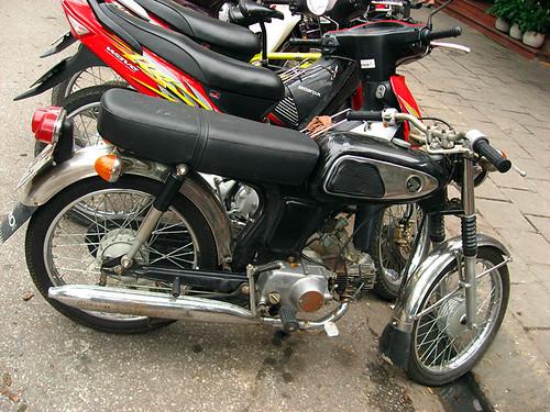 Old Honda