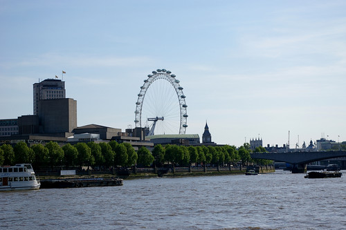 Southbank in Spring