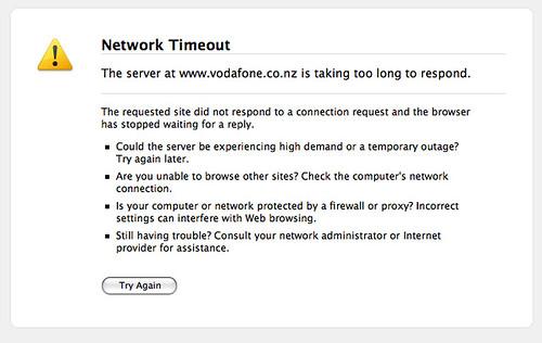Vodaphone NZ