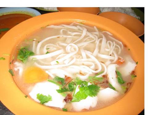 KK fish noodles