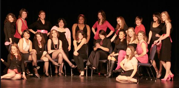 Vagina Monologues Ensemble