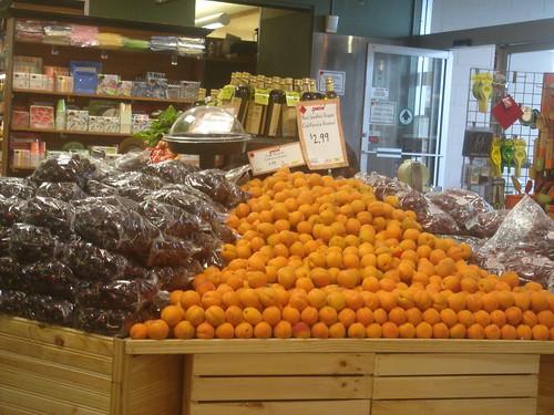 櫻桃杏桃葡萄