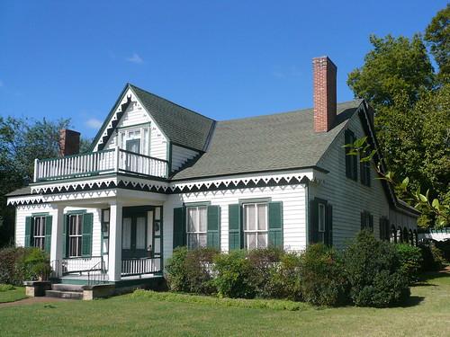 Garrott House - 1842