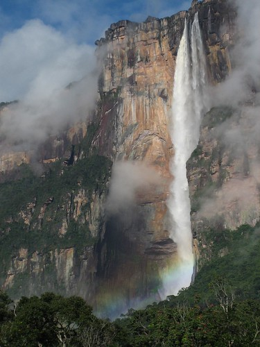Salto Angel (Angel Falls) Venezuela