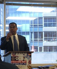 MN: Congressman Keith Ellison by AFLCIO2008 on Flickr