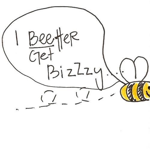 Sad Bee 5