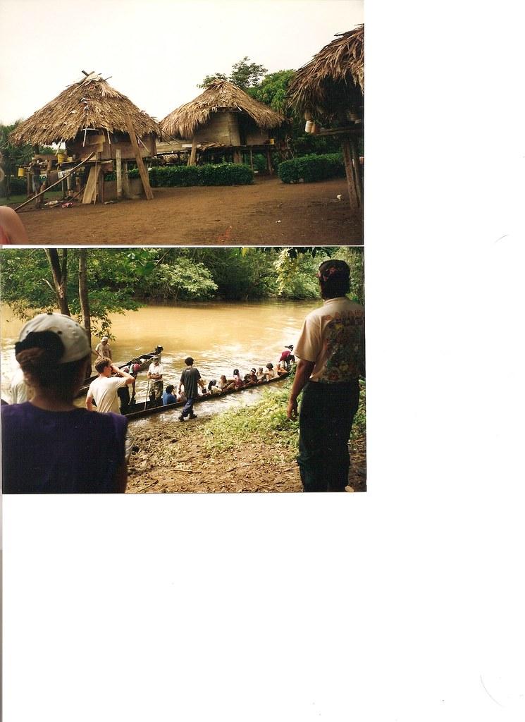 Darien Jungle mission