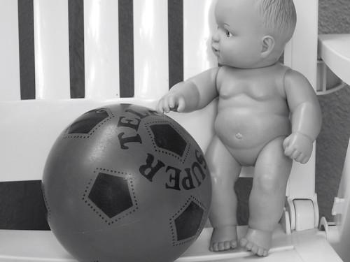 Alessia e la palla