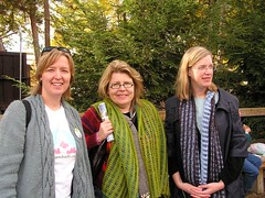 Carol with Mason-Dixon's Kay & Ann