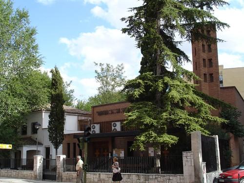 Parroquia de San Bartolomé en la actualidad