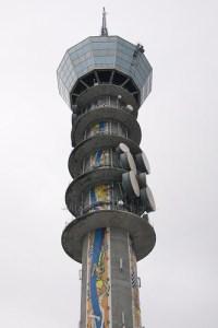 NRK Tyholt Tower by Fredrik Thommesen