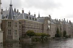 The Hague's Binnenhof