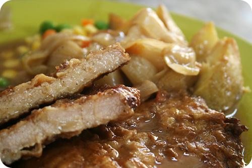 pork chop #2