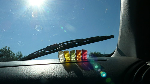 Road trip with the Gummies