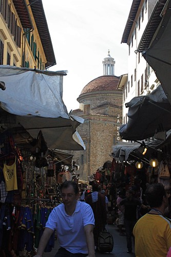 Vendors in Florence
