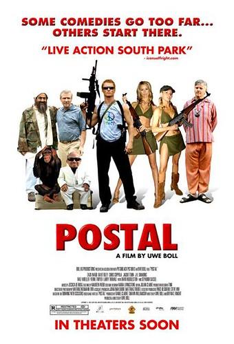 Postal, go