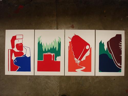 Paul Bunyan Posters