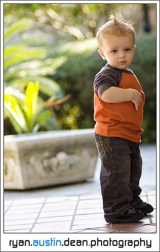 Luke Orange