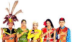 Malaysians in harmony