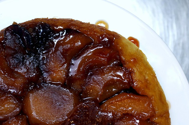 molly's apple tarte tatin