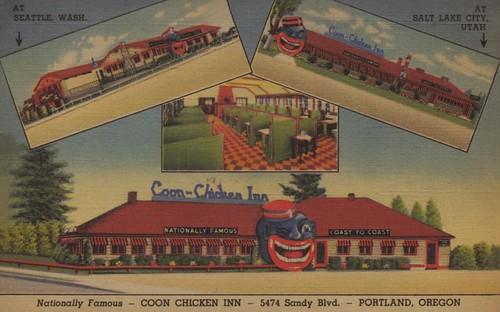 Coon Chicken Inn - Portland, Oregon