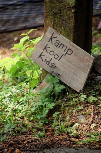 Kamp Kool Kids