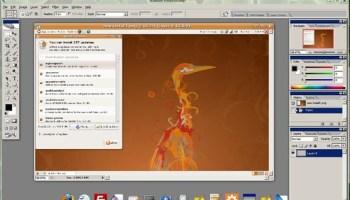 Installing Photoshop on Ubuntu Linux   Leon Kilat : The Tech Experiments