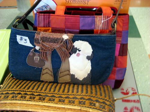 Inexplicable purse