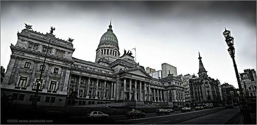 Congreso de Buenos Aires, en Xataka Foto