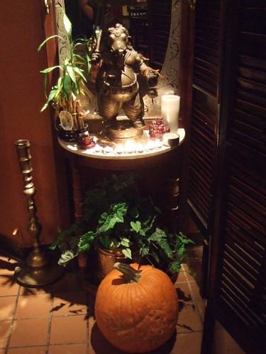 Diwali pumpkin
