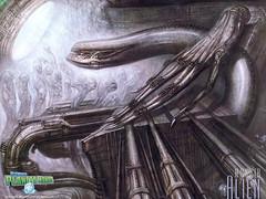 CLIQUE AQUI PARA FAZER O DOWNLOAD DESTE WALLPAPER COM A ARTE DE H.R.GIGER