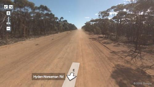 Hyden-Norseman Road