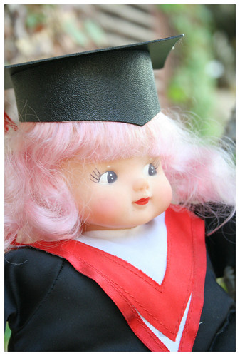 graduation doll by you.