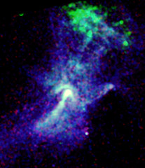 B1509-58: Chandra Examines A Quadrillion-volt ...