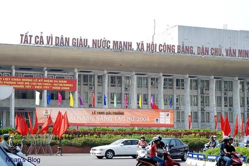 Cung hữu nghị Việt Xô