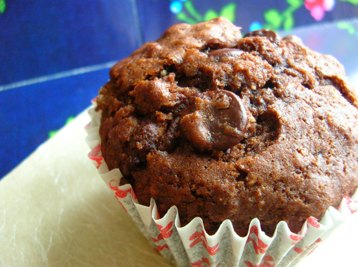 Nigella's Choco Muffins 01