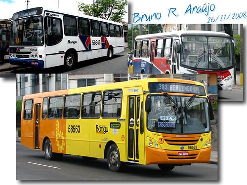 Auto Viação Bangu, Especial. by Bruno R. Araujo