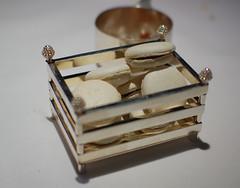 Almond and Chocolate Macarons