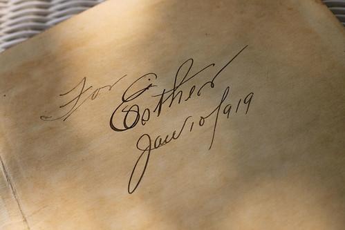 EN-Inscription